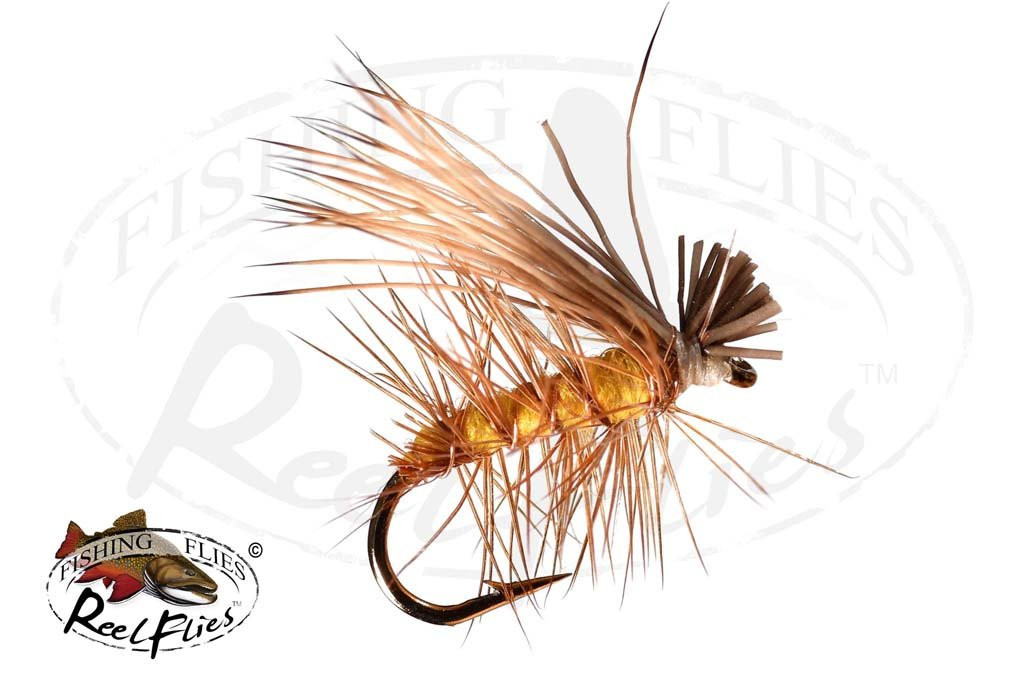 Elk Hair Caddis Yellow