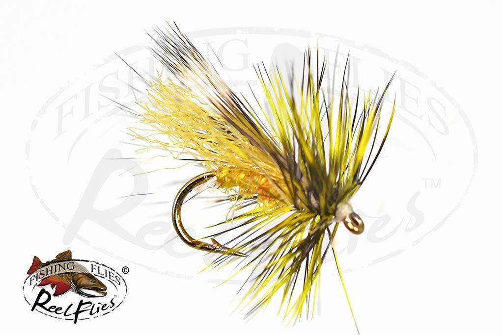 Clarks little Yellow Stonefly