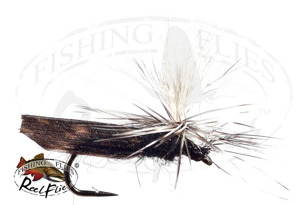 Parachute Caddis Black