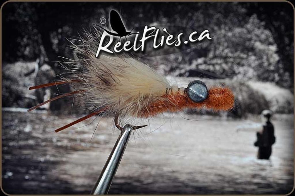 Reelcray Orange Crayfish
