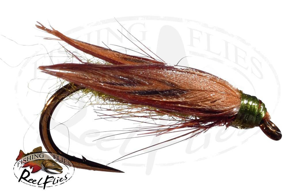 Slow Water Caddis Olive