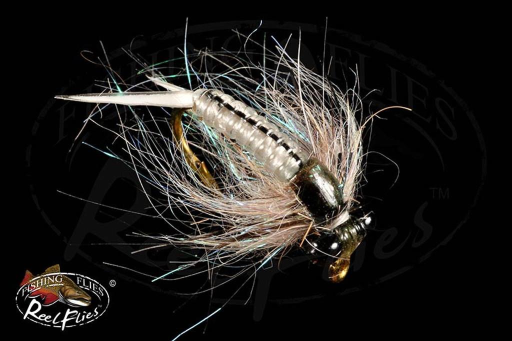 Ree Tarantula Stonefly White