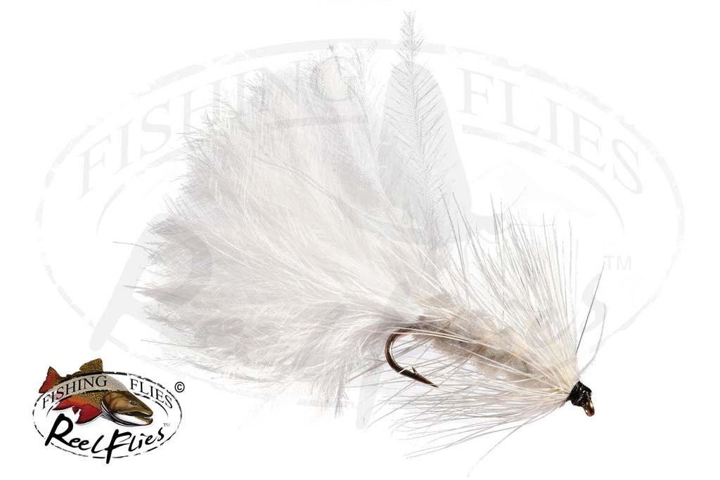 Woolly Bugger White