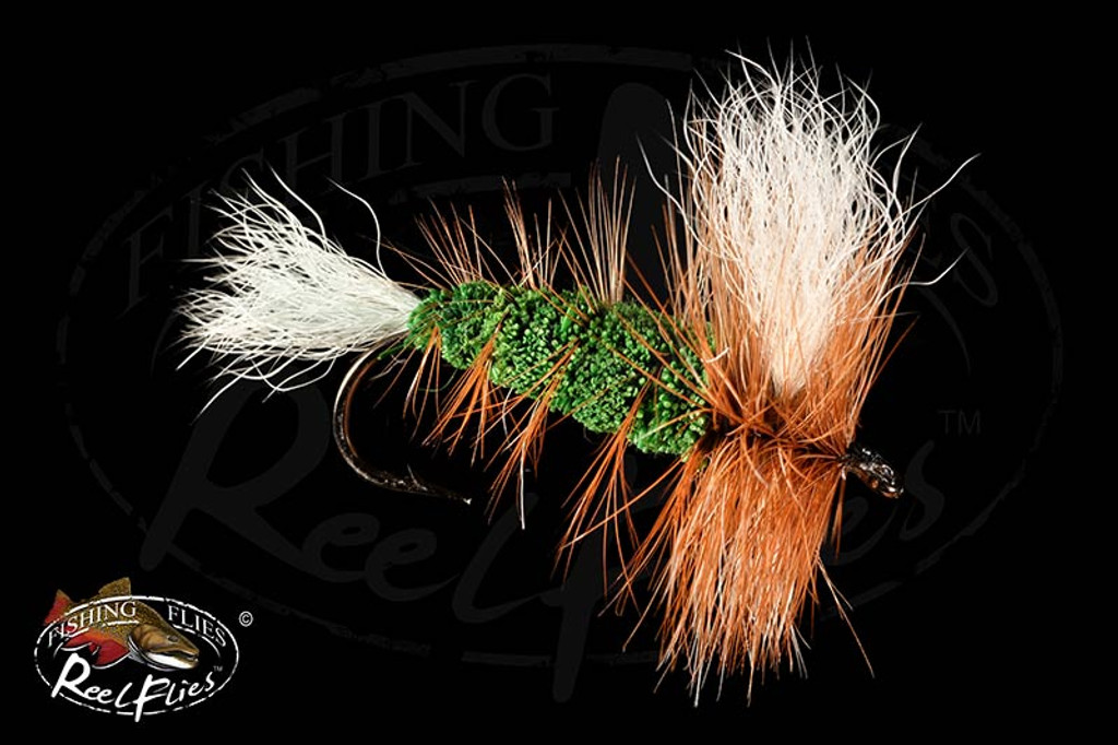 Killer Whisker Green