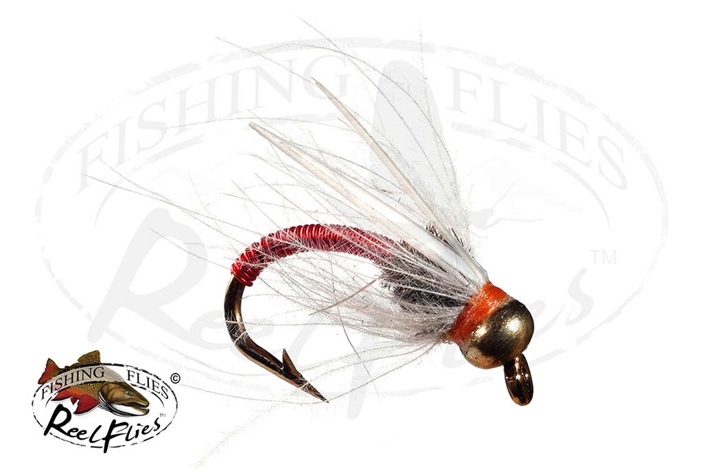 ReelFlies™ Copper Prince Red