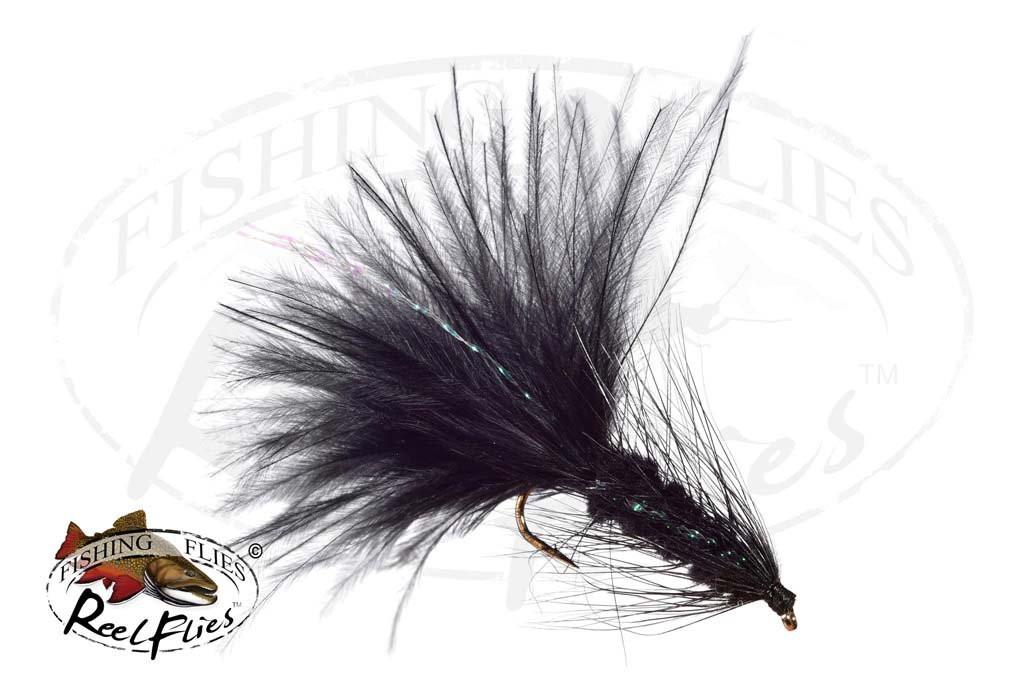 Woolly Bugger Black