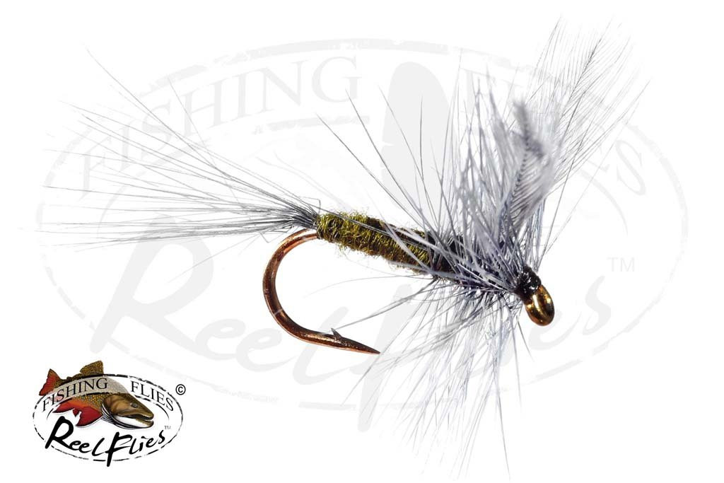Blue Wing Olive Dry