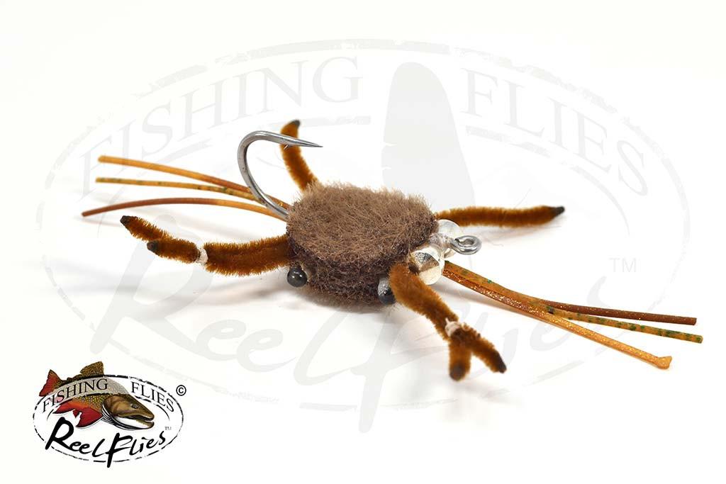 Mini Crab Brown - RF-4997