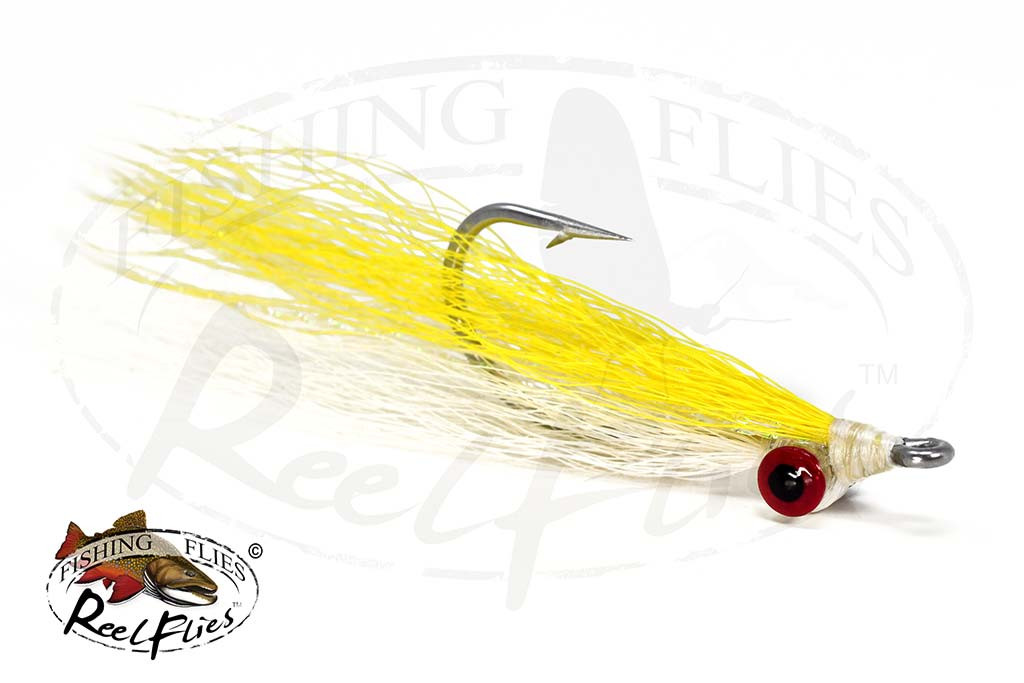 Clouser Yellow White - RF-4949