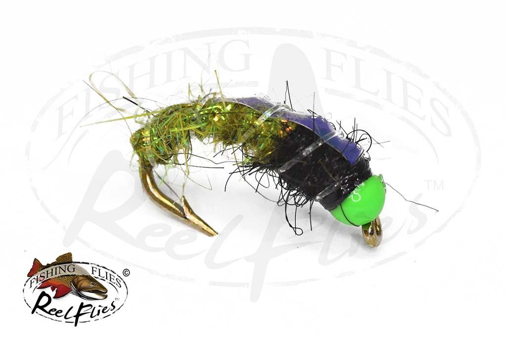Trout Chaser Chartreuse - RF-4200