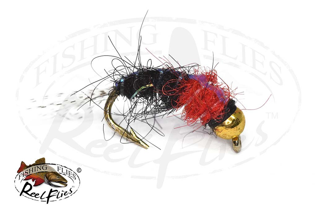 Trout Chaser Black - RF-4201