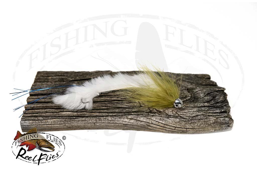 Cross Eyed Stinger Olive - RF-7263
