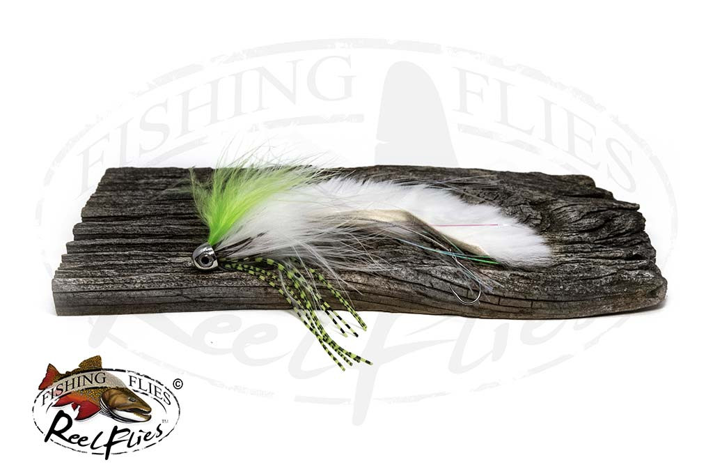 Cross Eyed Stinger Chartreuse - RF-7264
