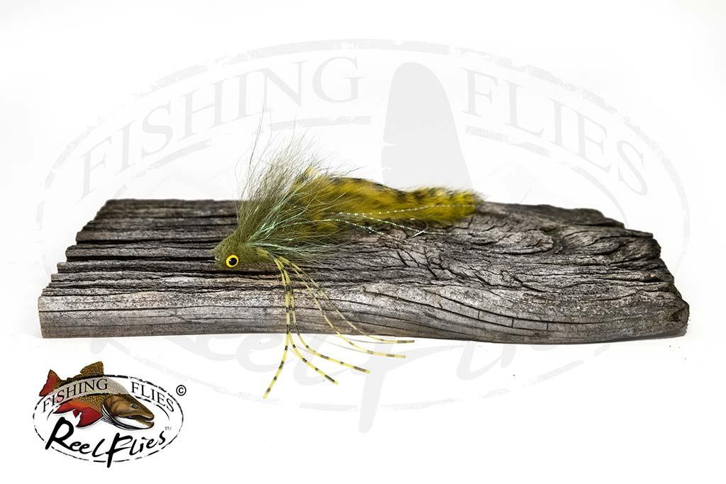 Sculpin Stinger Olive - RF-7260