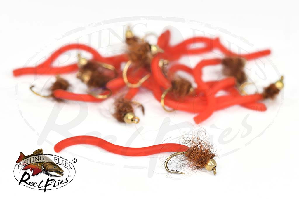 Hairy Bloodworm Squirmy Wormy