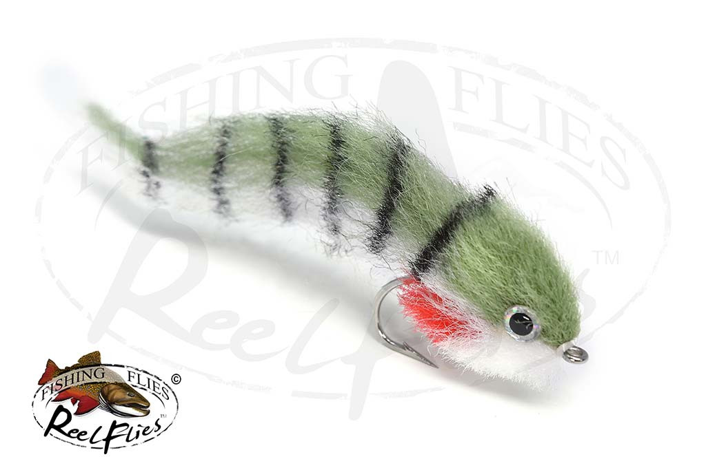 Silver Perch Fly