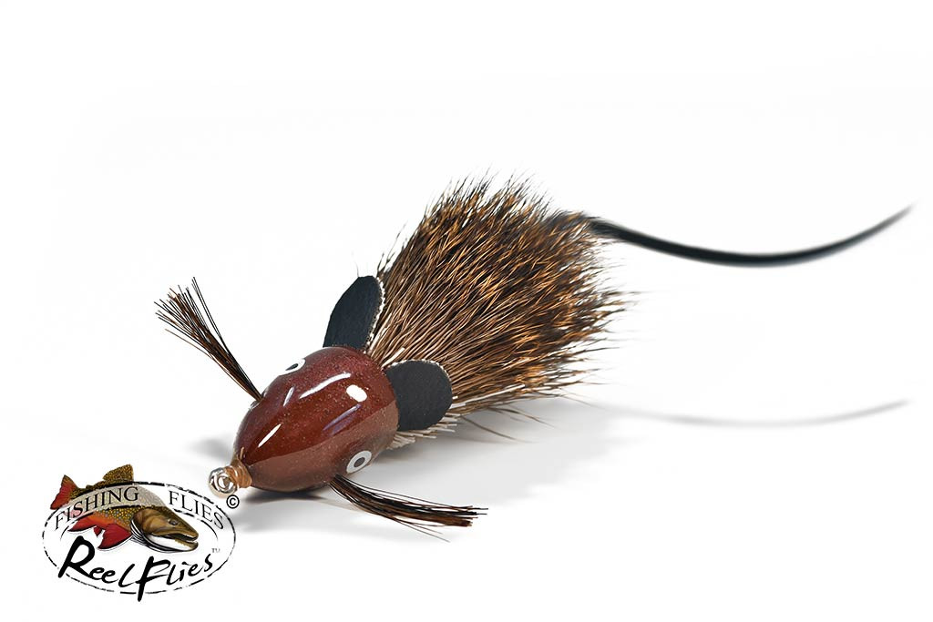 ReelFlies Rat