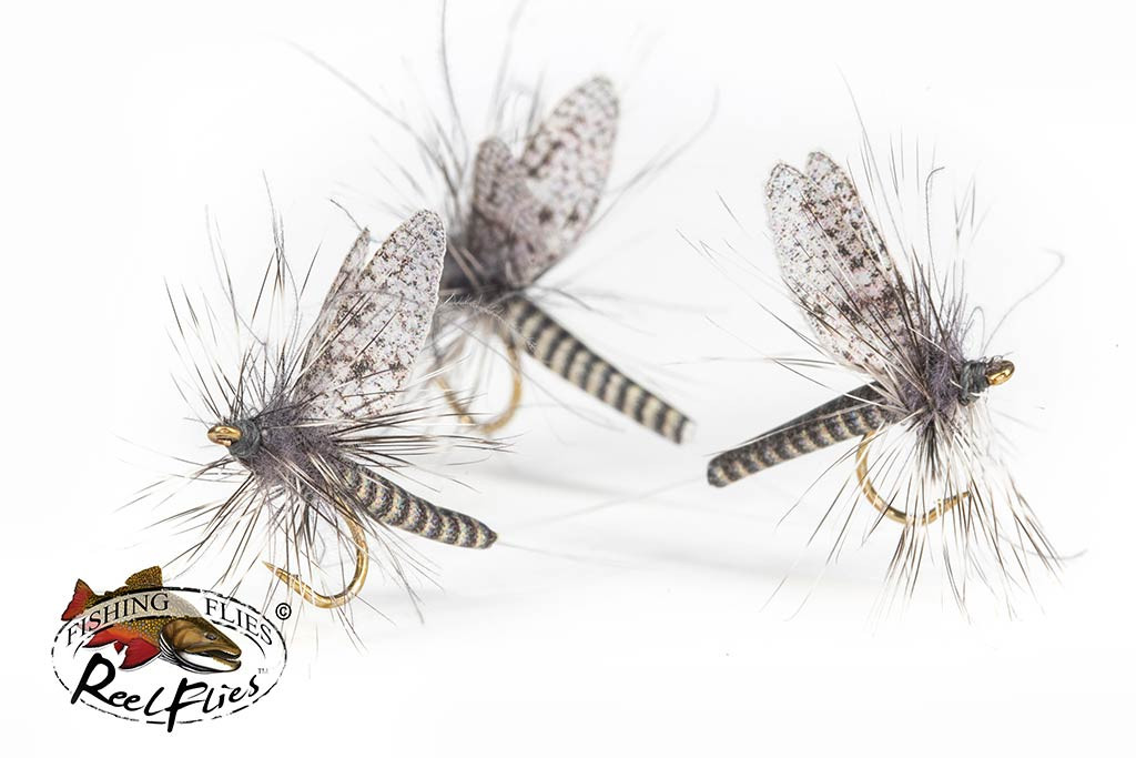 Realistic Adams Dry Fly