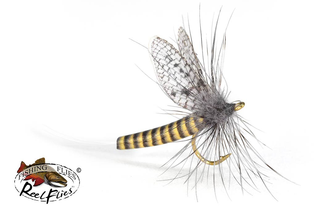 Realistic BWO Dry Fly