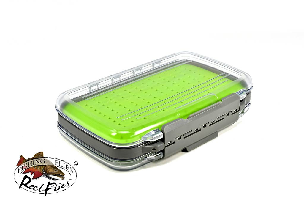 Double Sided Silicon Foam Fly Box X-Large