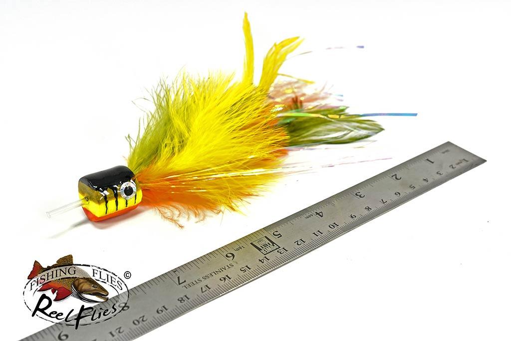Salty Jacks Popper Fly Perch