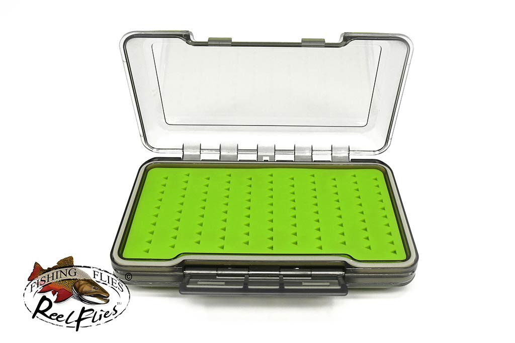 Large Silicon Foam Fly Box