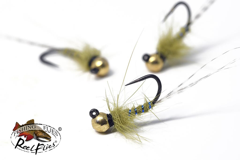 Blue Wing Olive Euro Nymphs