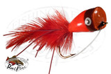 Popper Orange Brown