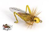 Realistic Flying Hopper Yellow