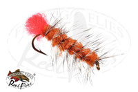 Woolly Worm Brown