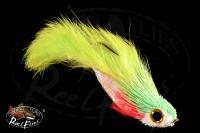ReelFlies Minnow Chartreuse