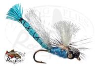 Blue Damsel Parachute Dry