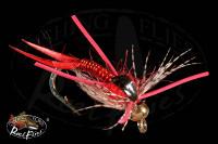 Steelhead Hunter Nymph Red