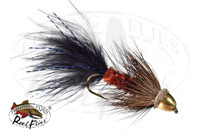 CH Bow River Bugger Brown BkCH Bow River Bugger Brown Bk