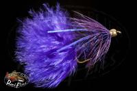 Purple Rubber Legged Bugger