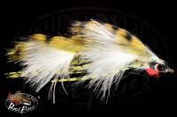 Olive Articulated Baitfish