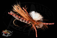 PMX Brown Hopper Fly