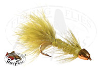 CH Woolly Bugger Olive