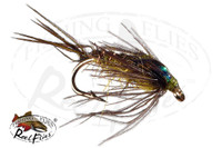 Olive FB Mayfly Nymph