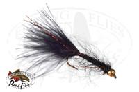 Beadhead Mohair Leech Black & Copper