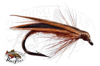 Slow Water Caddis Brown