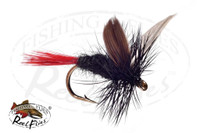 Black Gnat Red Tail