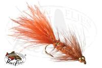 Beadhead Woolly Bugger Brown