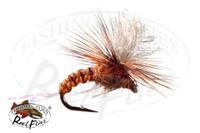 Brown Woven Emerger Parachute