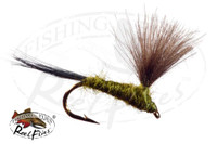Blue Wing Olive CDC Emerger