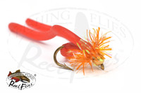 Squirmy Estaz Worm Red