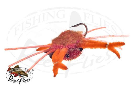 Mini Crab Orange