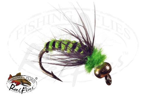 Steelhead Destroyer Chartreuse