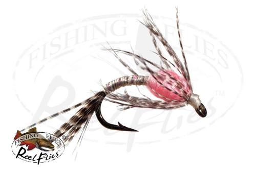 Trout Stalker Nymph Pink
