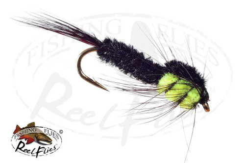 Montana Green Nymph